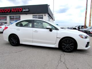 Used 2015 Subaru WRX Limited SPORT TECH NAVIGATION CAMERA CERTIFIED for sale in Milton, ON