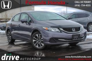 Used 2015 Honda Civic EX   SUNROOF   HEATED SEATS for sale in Scarborough, ON