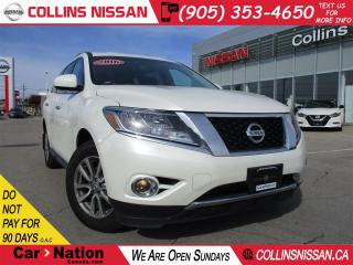 Used 2016 Nissan Pathfinder SV | ALLOYS | 4X4 | HTD SEATS | WARRANTY | for sale in St Catharines, ON