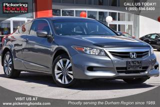 Used 2011 Honda Accord Coupe EX-L at Clean Carproof|Heated Seats|Bluetoot for sale in Pickering, ON