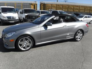 Used 2011 Mercedes-Benz E-Class E550 Cabriolet for sale in Burnaby, BC