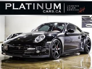 Used 2011 Porsche 911 TURBO, PDK, NAVI, RED LTHR, SUNROOF, BOSE for sale in North York, ON