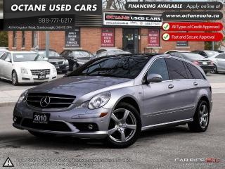 Used 2010 Mercedes-Benz R 350 BlueTEC for sale in Scarborough, ON
