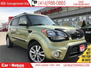 Used 2013 Kia Soul 2.0L 2u | HEATED SEATS | FOG LIGHTS|ONLY 57,938KMS for sale in Georgetown, ON