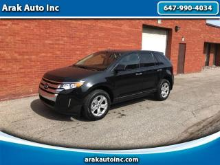 Used 2011 Ford Edge SEL FWD for sale in Mississauga, ON