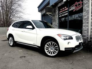 Used 2013 BMW X1 28I X-DRIVE 4 portes à traction intégral for sale in Longueuil, QC