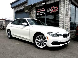 Used 2017 BMW 3 Series Berline 320i xDrive, Traction intégrale for sale in Longueuil, QC