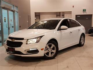 Used 2015 Chevrolet Cruze 2LT-AUTO-LEATHER-SUNROOF-CAMERA-ONLY 80KM for sale in York, ON
