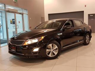Used 2015 Kia Optima Hybrid LX **ONLY 50KM-FACTORY WARRANTY** for sale in York, ON
