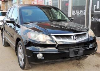 Used 2007 Acura RDX Technology Pkg for sale in Etobicoke, ON