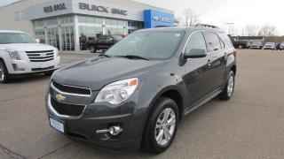 Used 2011 Chevrolet Equinox 1LT $112.00 bi-weekly for 60 mths for sale in Arnprior, ON