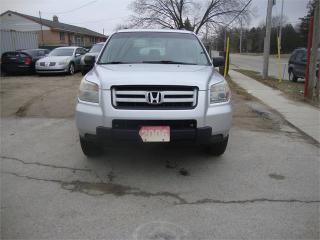 Used 2006 Honda Pilot LX for sale in London, ON