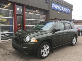 Used 2007 Jeep Compass Sport for sale in Kitchener, ON