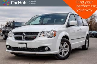 Used 2017 Dodge Grand Caravan Crew Plus|Navi|DVD|Backup Cam|Bluetooth|Leather|Pwr Sliding Doors|17