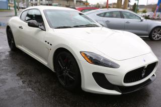 Used 2012 Maserati GranTurismo MC Package for sale in New Westminster, BC