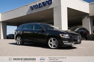 Used 2017 Volvo V60 T5 AWD SE Premier BACK UP CAM - HEATED SEATS for sale in Vancouver, BC