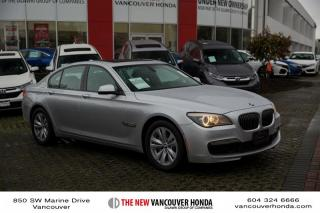 Used 2011 BMW 750i xDrive for sale in Vancouver, BC