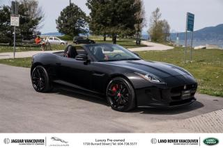 Used 2016 Jaguar F-Type Convertible S at SALE ON NOW! for sale in Vancouver, BC