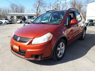 Used 2007 Suzuki SX4 JX,,certified..ALL WHHEL DR>!! for sale in Oshawa, ON
