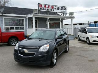 Used 2014 Chevrolet Equinox LS AWD for sale in Barrie, ON