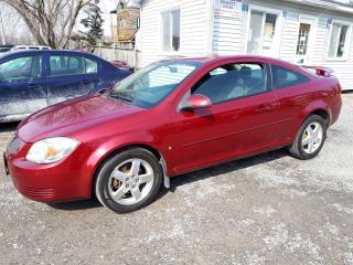 Used 2009 Pontiac G5 for sale in Kars, ON