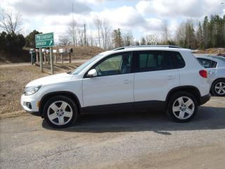 Used 2015 Volkswagen Tiguan COMFORTLINE for sale in Fenelon Falls, ON