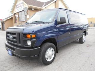 Used 2013 Ford Club Wagon XL Club Wagon 4.6L V8 Loaded 137,000KMs for sale in Etobicoke, ON