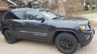 Used 2016 Jeep Grand Cherokee Laredo for sale in London, ON