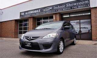 Used 2010 Mazda MAZDA5 GS 6 PASSENGERS NO ACCIDENT for sale in Mississauga, ON
