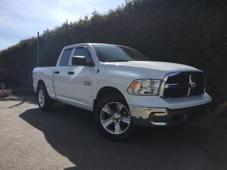 Used 2014 Dodge Ram 1500 SXT 4X4 + CLASS IV HITCH RECEIVER + ALLOYS for sale in Surrey, BC