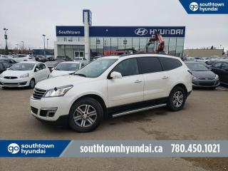 Used 2015 Chevrolet Traverse 2LT/7 PASS/LEATHER/DUAL SUNROOF/BACKUP CAM for sale in Edmonton, AB