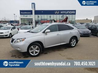 Used 2010 Lexus RX 350 LEATHER/SUNROOF/BACKUP CAM for sale in Edmonton, AB