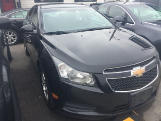 Used 2011 Chevrolet Cruze LT Turbo+ w/1SB for sale in Hamilton, ON