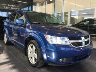 Used 2010 Dodge Journey R/T, AWD, NAVI, ACCIDENT FREE for sale in Edmonton, AB