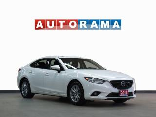 Used 2014 Mazda MAZDA6 SUNROOF ALLOY WHEELS BLUETOOTH BACKUP CAM for sale in North York, ON
