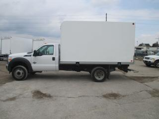 Used 2015 Ford F-550 12 FT UNICELL BODY for sale in London, ON