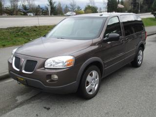 Used 2008 Pontiac Montana w/1SA for sale in Surrey, BC