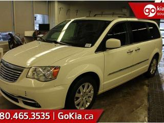 Used 2012 Chrysler Town & Country CAR STARTER, HEATED SEATS/WHEEL, LEATHER, POWER SLIDING DOORS/TAILGATE, BACKUP CAMERA for sale in Edmonton, AB