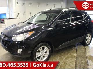 Used 2013 Hyundai Tucson GLS; CAR STARTER, HEATED SEATS, BLUETOOTH, for sale in Edmonton, AB