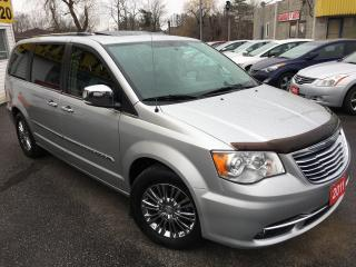 Used 2011 Chrysler Town & Country Limited/AUTO/NAVI/BACKUP CAMERA/SUNROOF/DVD/ALLOYS for sale in Scarborough, ON