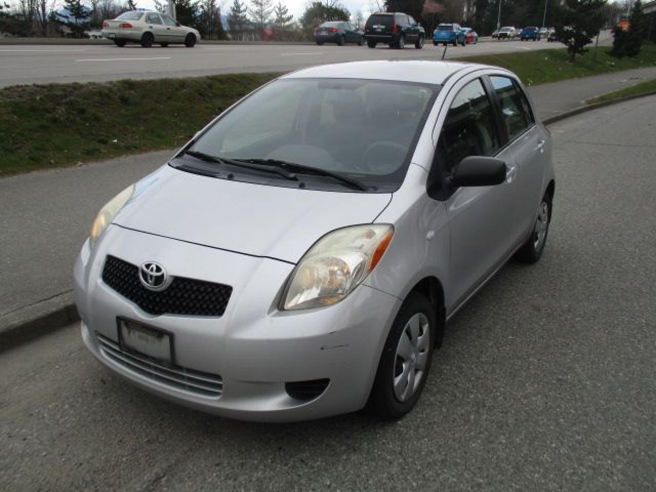 2006 Toyota Yaris LE