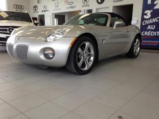 Used 2007 Pontiac Solstice for sale in Sherbrooke, QC