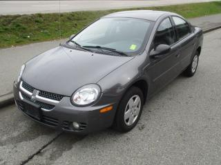 Used 2003 Dodge SX 2.0 for sale in Surrey, BC