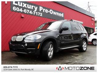 Used 2011 BMW X5 35D for sale in Port Moody, BC
