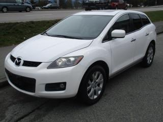 Used 2007 Mazda CX-7 GT for sale in Surrey, BC
