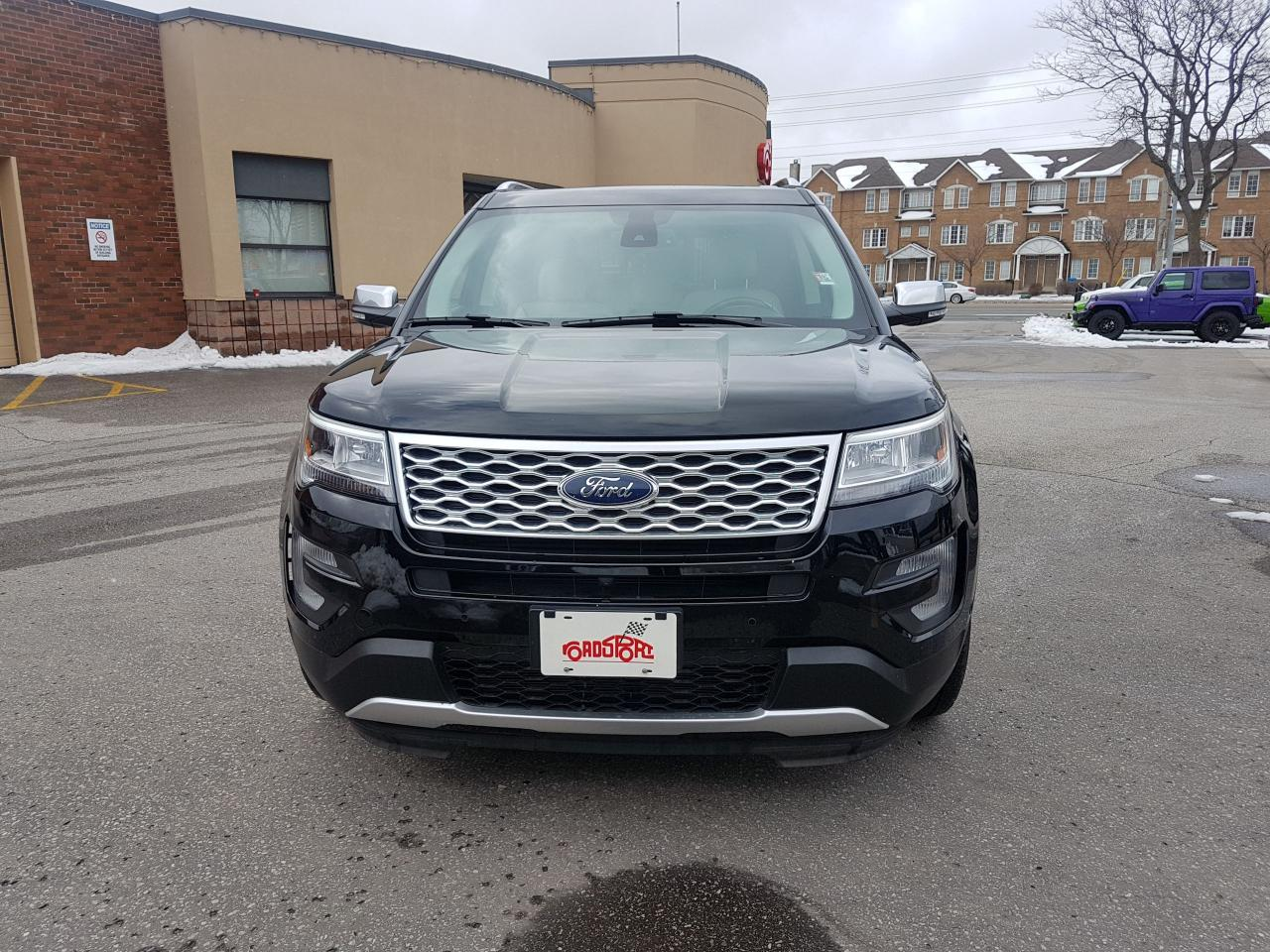 used 2017 ford explorer platinum 7 pass navi power roof tan leather r cam for sale in. Black Bedroom Furniture Sets. Home Design Ideas
