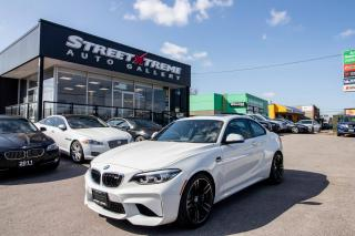 Used 2018 BMW M2 900KM l BT l NAVI l REAR CAM l ADAPTIVE LED for sale in Markham, ON
