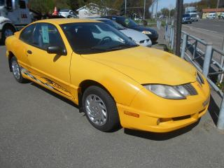 Used 2003 Pontiac Sunfire Coupé SL 2 portes for sale in Sorel-tracy, QC