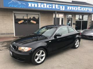 Used 2008 BMW 1 Series 128i for sale in Niagara Falls, ON