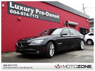 Used 2009 BMW 750Li 750Li for sale in Port Moody, BC